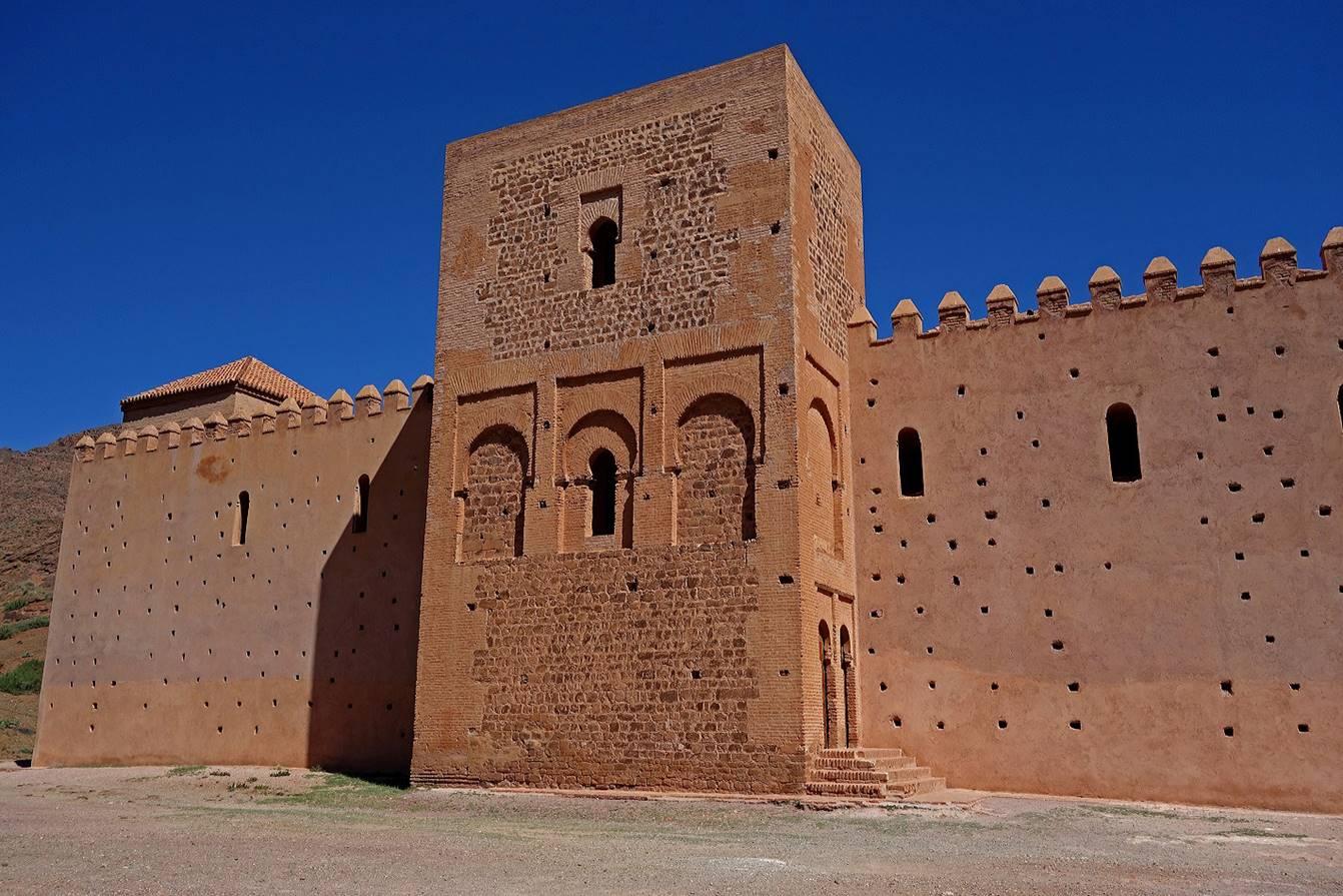 La mezquita tinmel obra de arte de la arquitectura islamica for Arquitectura islamica