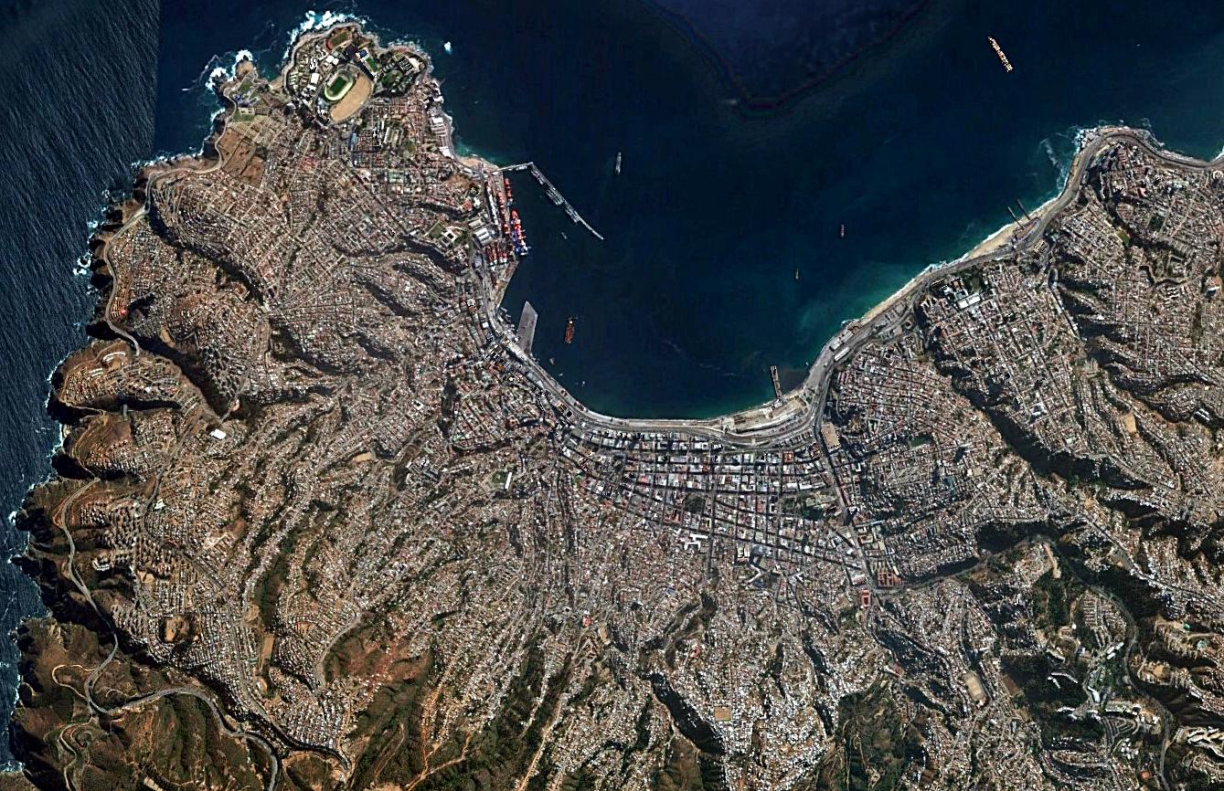 Chile 2015 Valparaiso