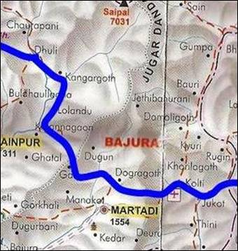 A High Traverse of Western Nepal